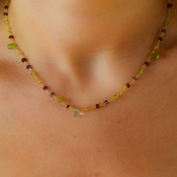COLLAR MULTIPIEDRAS