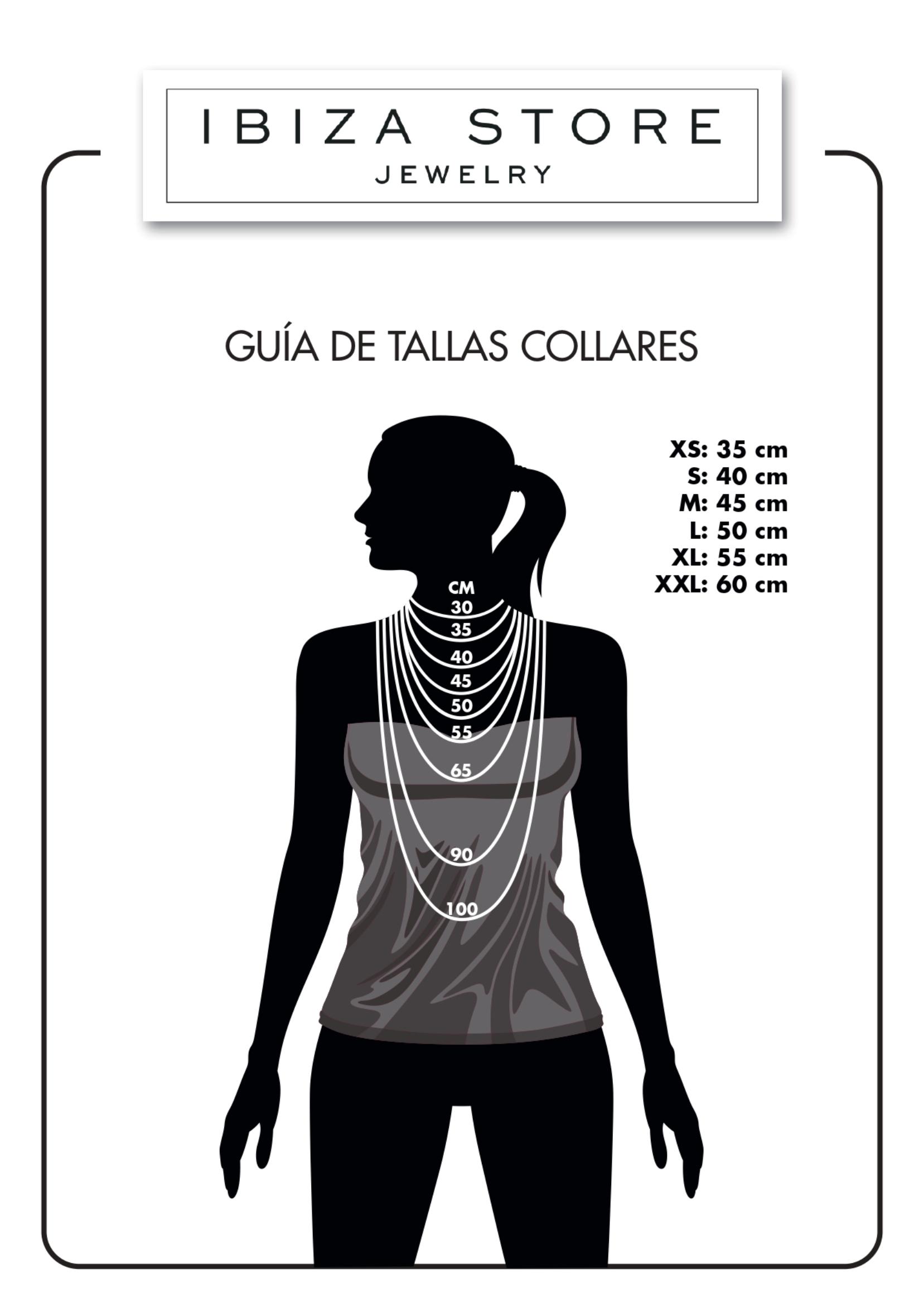 GUIA TALLAS COLLARES